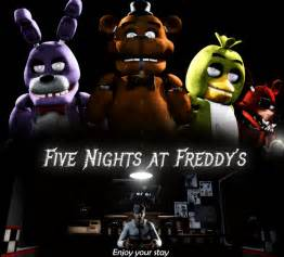 Five nights at freddy s 7