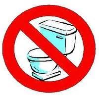 no bathroom breaks nobody poops tv tropes