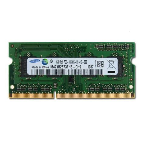 accessories ram memory for laptops samsung 1gb sodimm