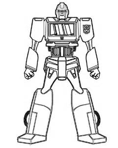 color robot ironhide robot transformers coloring for