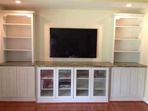 wall unit pattern dining room built in wall unit hand crafted built in tv