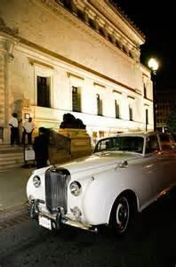 White Vintage Rolls Royce A Masterpiece