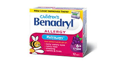 Shelf Of Benadryl benadryl for children pulled shelves ctv montreal news