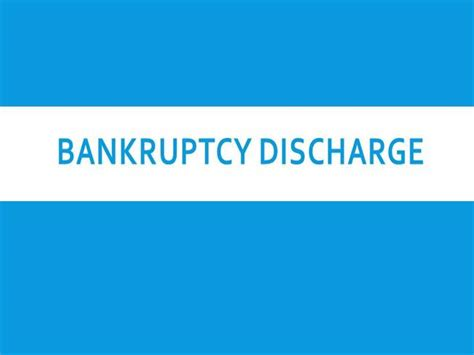 Bankruptcies Records Bankruptcy Discharge Us Bankruptcy Records Authorstream
