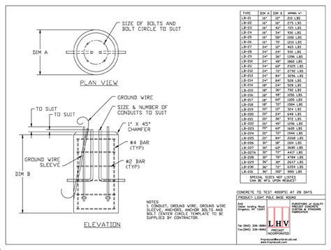 how to install light pole bases light pole design images