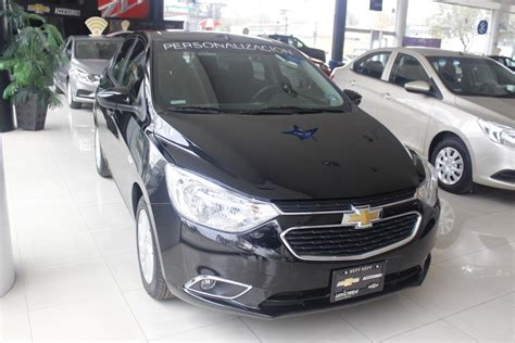Chevrolet Aveo 2019 by Chevrolet Aveo 2019 Ficha Tecnica All About Chevrolet