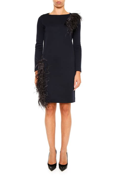 Vannessa Dress gianluca capannolo dress navy black s dresses italist