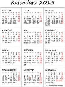 Kalendarz 2018 Z Tygodniami Kalendarz Z Tygodniami 2015 Calendar Template 2016