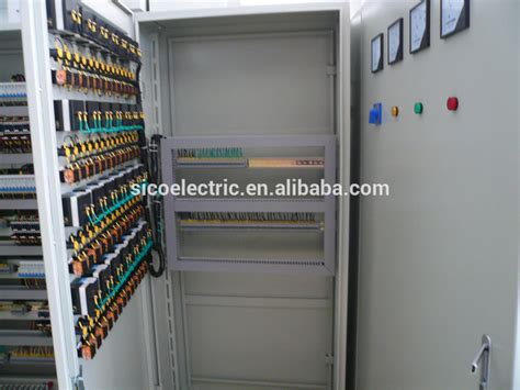 Electrical Cabinet by Sico Steel Electrical Cabinet Low Voltage Cubicle Switch