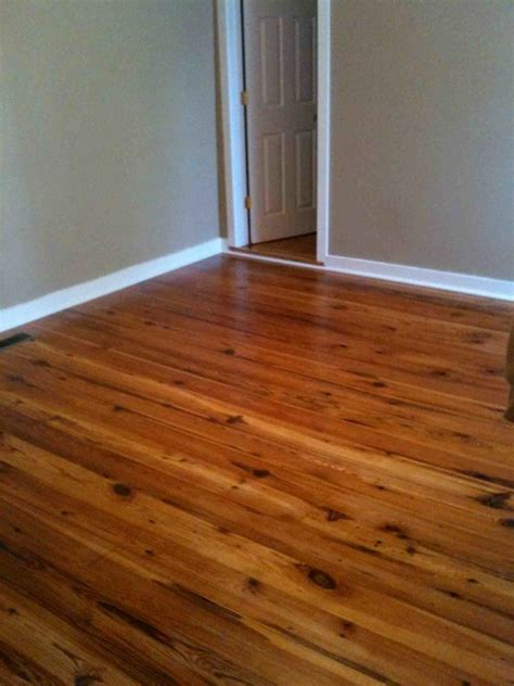 Pine Wood Flooring Antique Pine Character Grade Hardwood Flooring