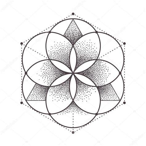 geometria sagrada sacred geometry 8484452018 geometria sagrada de vetor vetores de stock 169 vecster 100945626