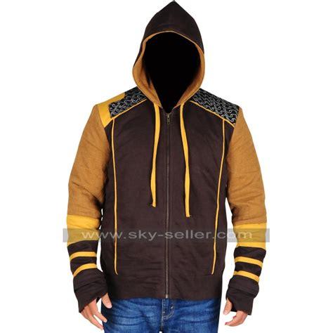 Hoodie Zipper Armour witcher 3 hunt geralt armor zipper hoodie jacket
