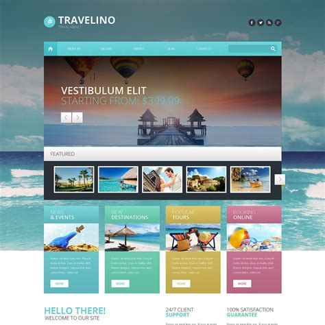 best themes design 20 best psd website templates to maximize your creative