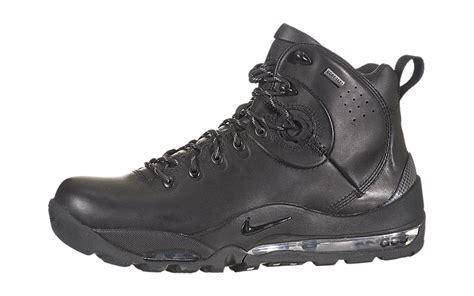 acg boots archive nike acg premium boot sneakerhead 472497 010