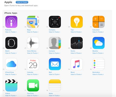 apple apps apple unbundles its native apps like mail maps music and