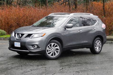 test drive 2015 nissan rogue sl awd page 4 of 5 autos
