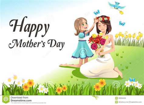 s day free novamov mothers day stock vector image of