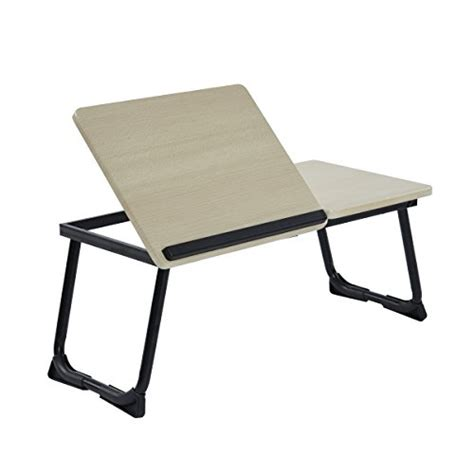 lap desk for bed greenforest laptop desk stand folding large size mdf lap