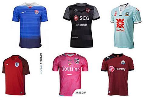 Kaos Baju T Shirt Sepakbola bisnis kaos jersey sepak bola inilah cara suksesnya