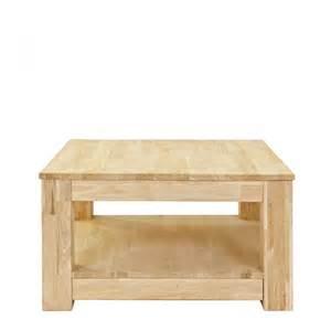 table basse gerarda en ch 234 ne massif carr 233 e par drawer