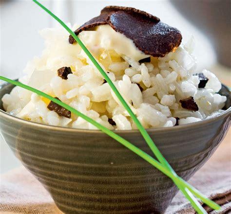 cucinare il tartufo nero risotto con tartufo nero e topinambur kenwood club