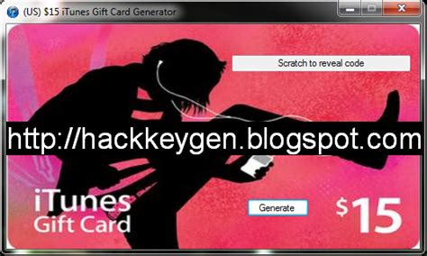 Itunes Gift Card Generator Working - newest itunes gift card generator full working