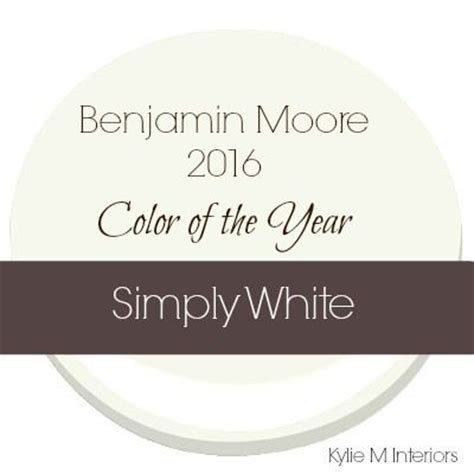 benjamin moore color of the year simply white studio 17 best images about kylie m interiors on pinterest