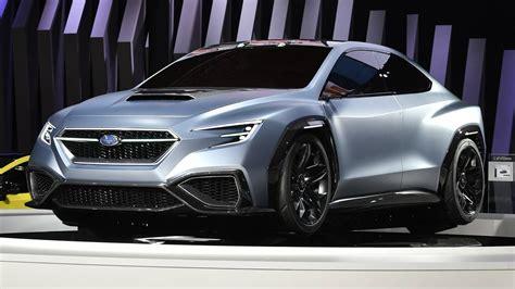 Subaru Wrx News by New Subaru Concept Could Presage New Wrx The Drive