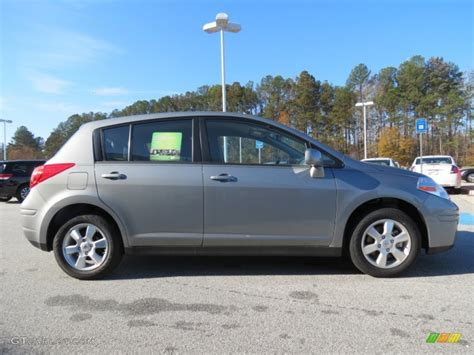 grey nissan versa magnetic gray metallic 2012 nissan versa 1 8 s hatchback