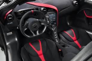 2018 mclaren 720s velocity by mso interior motor trend