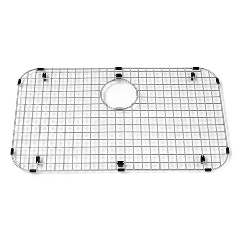 blanco stainless steel sink grid for wave kitchen sinks