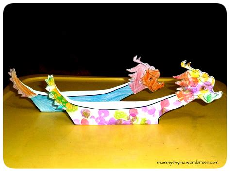dragon boat racing tutorial project dragon boat festival mummyshymz