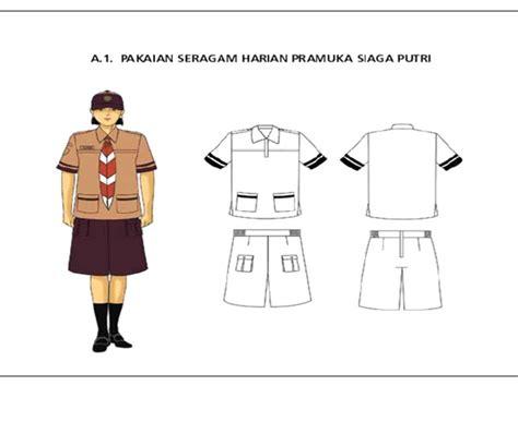 Baju Pramuka Siaga Putra Putri Sd Lengan Pendek No 14 rumah ilmu pramuka jukran pakaian seragam pramuka 2012