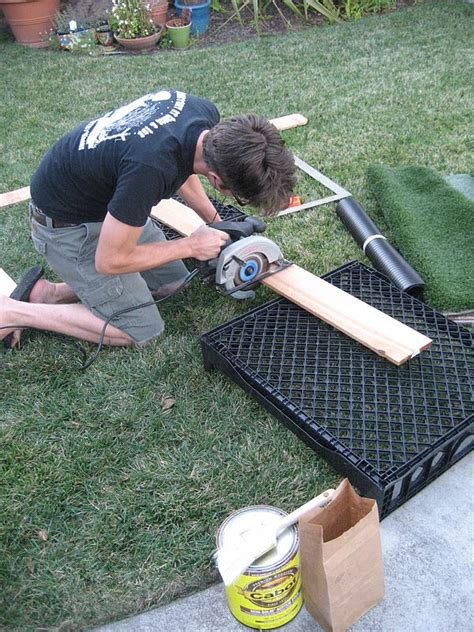 grass patch for dogs potty patch diy crafts