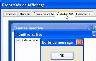 afficher plus d ic 244 nes sur le bureau windows xp