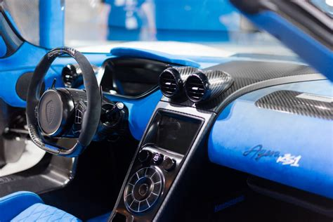 koenigsegg agera rs1 interior new york 2017 koenigsegg agera rs1 gtspirit