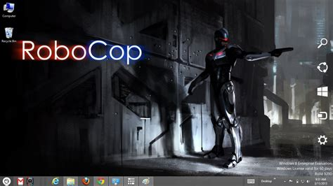 theme music robocop robocop 2013 theme for windows 7 or 8 ouo themes