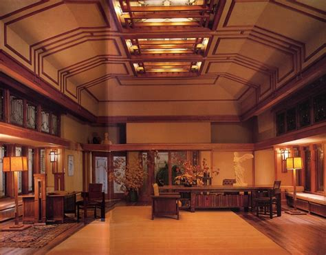 Frank Lloyd Wright Home Interiors 167 Best Images About Frank Lloyd Wright On Pinterest