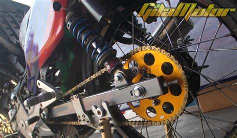 Gir Gigi Gear Set Asli Yamaha Z1 modifikasi yamaha jupiter z1 juara berkat rasio dan
