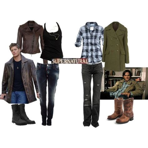 Dean Winchester Wardrobe by How To Dress Like Sam And Dean Winchester We Should Do