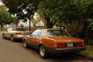 1982 Nissan 200sx Parked Cars 1982 Datsun 200sx Coupe