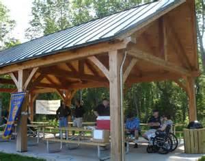 Hogan Homes Floor Plans rotary picnic shelter timber frame case study
