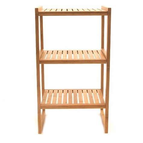 Bamboo Stacking Shelf by Bamboo Latitude 3 Tier Stackable Shelf Unit