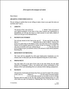 Royalty Financing Agreement Template 14 loan agreement templates excel pdf formats