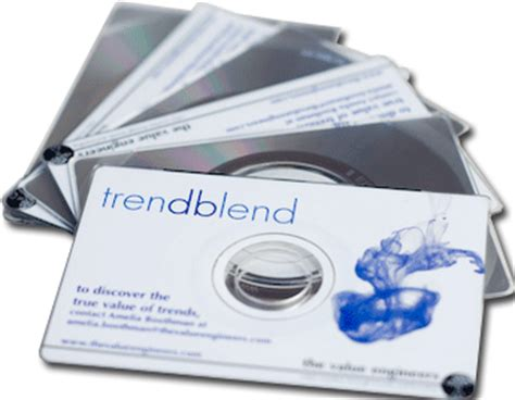 Business Card Disc