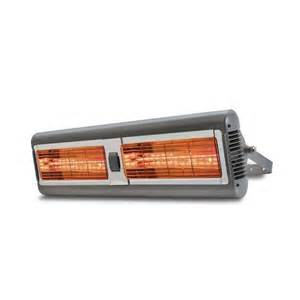 Patio Heater Infrared Solaira Heating Technologies Salphah2 Alpha H2 Electric Infrared Patio Heater Lowe S Canada
