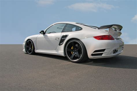 Porsche 911 997 Turbo by 997 911 Turbo M A N S O R Y