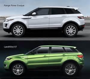 range rover evoque comparison luxuo