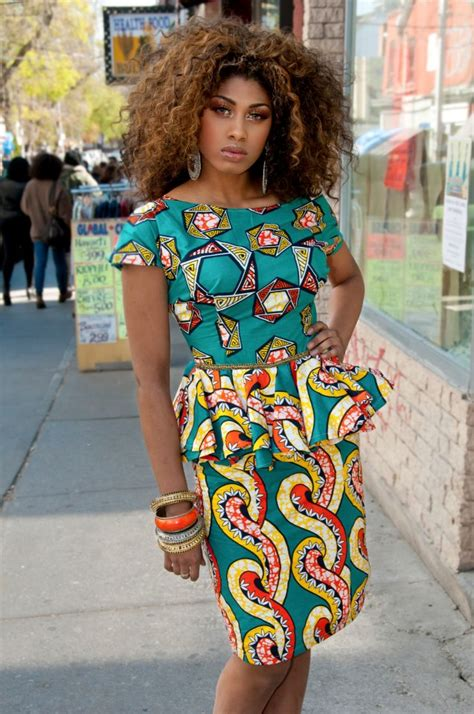 ankara skirts styles creative ankara skirt and blouse style dezango fashion zone