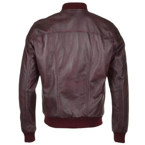 Leather Bomber Jacket Oxblood Danny Bomber Jacket Bomber Jacket Leather Sofa
